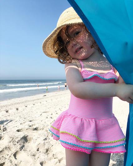 My Beach Babe!