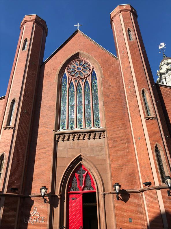 Grace, Portland