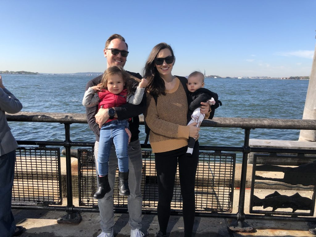 Family Day in Battery Park