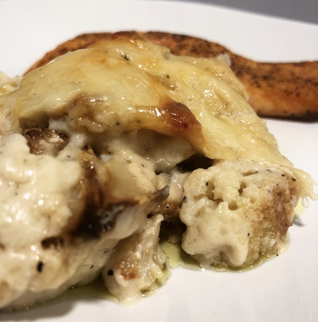 Cauliflower Cheese with Gruyère and Beer
